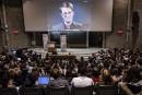 Affaire Lagacé: une «attaque radicale» contre la liberté de presse, dénonce Snowden