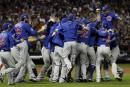 Les Cubs remportent la Série mondiale