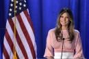 Seule en campagne, Melania Trump cherche à séduire les femmes