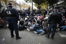 Plus de 3800migrants évacués des rues de Paris