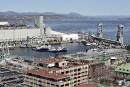 Agrandissement: le Port essuie un nouveau refus