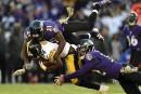 Les Ravens frustrent Roethlisberger et les Steelers