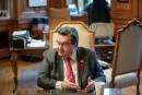 Espionnage de Lagacé: Coderre dit n'avoir «aucune responsabilité»