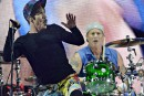 Annulation du spectacle des Red Hot Chili Peppers