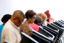 Les minorités ont voté massivement par anticipation