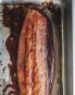 Saumon grillé glacé au sirop de merisier