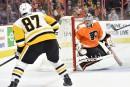 Crosby connaît le meilleur début de saison de sa carrière