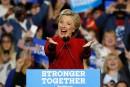Clinton et Trump à l'opposé jusqu'au bout