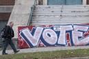 Élection américaine: l'inquiétude est palpable au Vermont