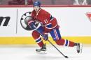 Une promotion pour Paul Byron face aux Bruins