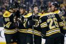 Des Bruins occupés!