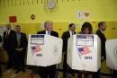 Trump lance un appel de dernière minute à aller voter pour lui