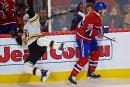 Bruins 2 - Canadien 3 (marque finale)