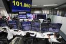 Les marchés luttent pour ne pas céder à la panique