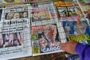 La presse mondiale catastrophée par la victoire de Trump