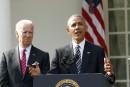 Barack Obama: «Nous sommes tous dans la même équipe»