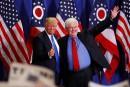 L'un des défis de Trump: constituer une équipe gouvernementale solide