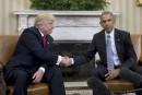 Obama a dit à Trump de ne pas embaucher Michael Flynn