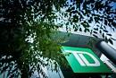 Les profits de la TD en forte hausse
