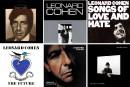 Six albums essentiels de Leonard Cohen