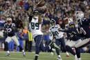 Les Seahawks freinent les Patriots