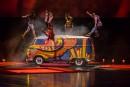 Voir LOVE en répétition à Las Vegas
