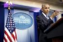 Pour Obama, Trump est un «pragmatique», pas un «idéologue»