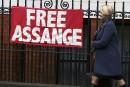 L'audition d'Assange pour viol présumé en Suède conclue après deux jours<strong></strong>