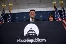 Les républicains gardent Paul Ryan à la tête de la Chambre