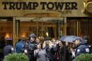 Donald Trump quitte sa résidence sans avertir les médias