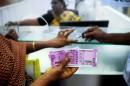 L'Inde assouplit les retraits d'argent pour les mariages