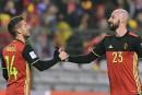 Laurent Ciman rejoindra l'équipe belge pour deux matchs internationaux