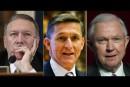 Justice et sécurité nationale:Trump nomme trois «durs»