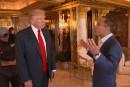 Trump ouvre les portes de son «Versailles»