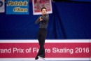 Patrick Chan remporte l'or en Chine