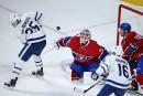 Les Leafs à la recherche d'une rare victoire face au CH