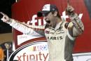 Daniel Suarez, premier étranger à gagner un championnat de NASCAR