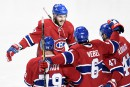 Le Canadien arrache une courte victoire aux Maple Leafs