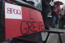 17 000 employés du gouvernement en grève mardi