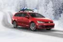 Première neige, ou comment rouler 4X4 sans se ruiner : Volkswagen SportWagen