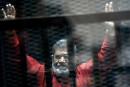 Égypte: la peine de prison à vie annulée pourMohamed Morsi