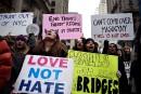New York toujours en état de choc après l'élection de Trump