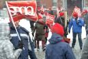 Une grève de 2 heures 22 minutes pour dénoncer la lenteur des négos