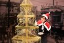 Un arbre de Noël à 2,4 millions de dollars à Tokyo