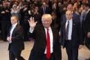 Trump veut aller «de l'avant», laisse entendre qu'il ne poursuivra pas Clinton