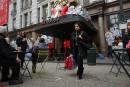 Le traditionnel «vendredi noir» bat son plein aux États-Unis