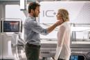 PASSAGERS: Jennifer Lawrence et Chris Pratt, un duo 5 étoiles dans l'espace
