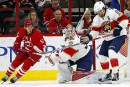 Les Hurricanes battent les Panthers 3-2