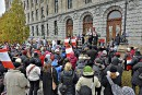 Avocats et notaires de l'État en grève: les juristes ont mis de «l'eau dans leur vin»