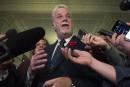 Élections partielles: «On a littéralement sauvé le Québec», plaide Couillard